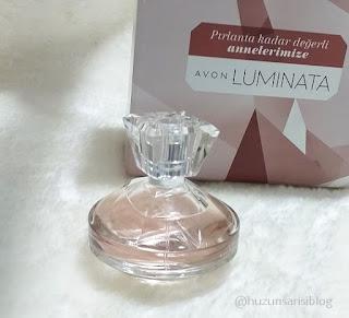 Avon Luminata Parfüm kullananlar