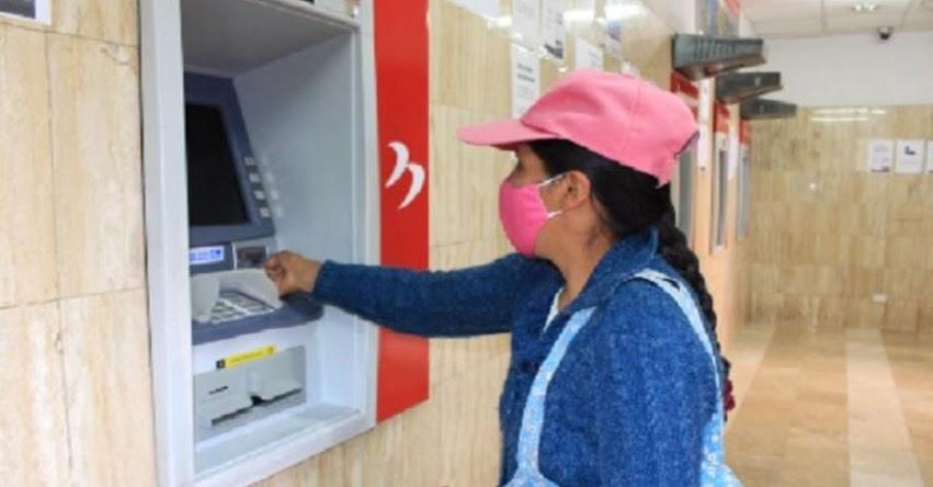 BONO FAMILIAR UNIVERSAL: Continúa afiliación a la Banca Celular para cobrar beneficio económico de la Fase 4