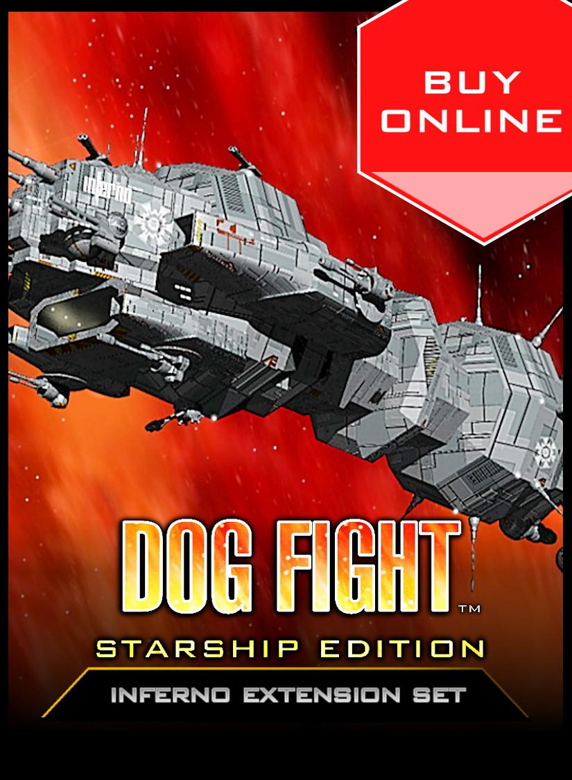 Dog Fight: Starship Edition Inferno Extension Set