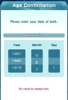 Pokemon Masters Age