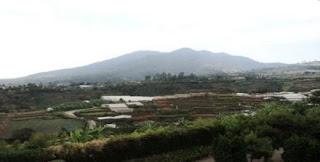 Pemandangan Villa Agape