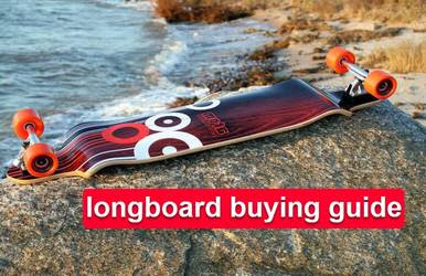 This is your guide to buying a good long skateboard