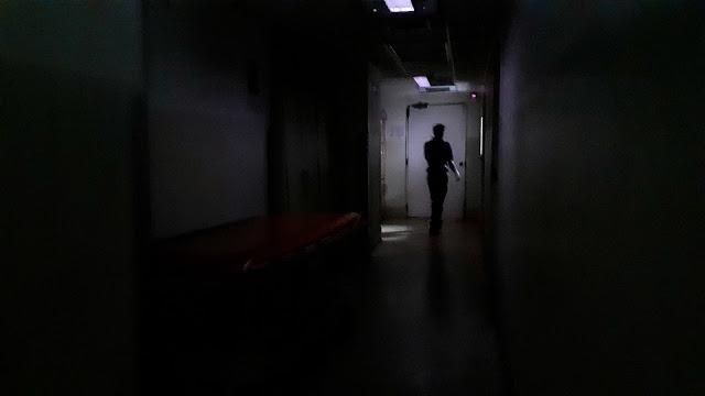 Áreas de emergencias no se libran de la inseguridad y la oscuridad (II)