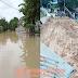 Tanjung Uma Dapat Banjir Kiriman dan Akses Jalan Masuk Dipenuhi Lumpur, Diduga dari Kegiatan Proyek PT CDHA