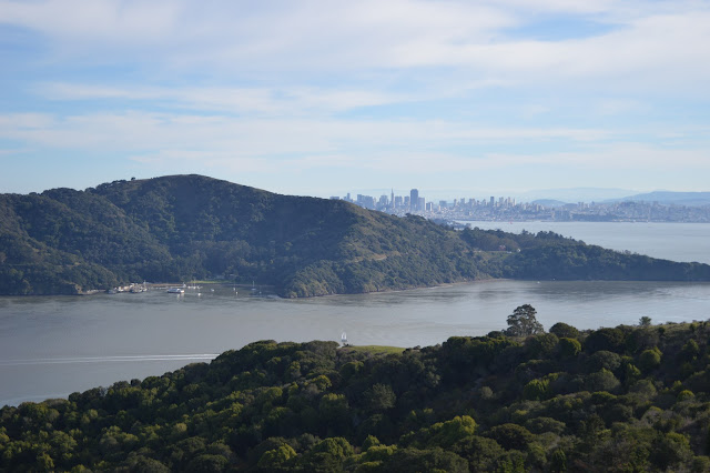 Old St. Hillary's Open Space Preserve in Tiburon, California