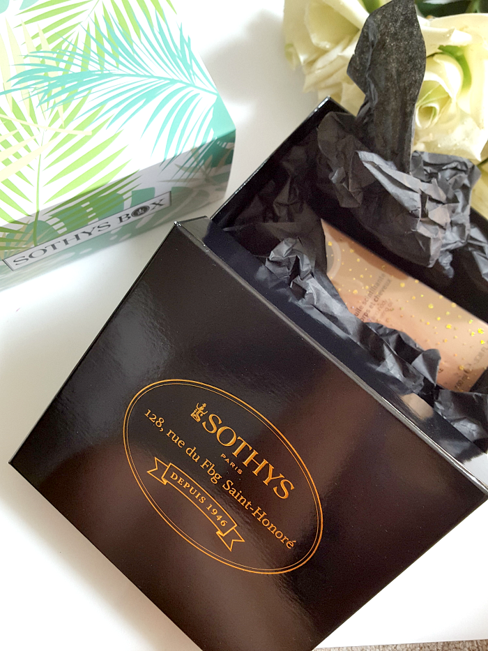 Unboxing: Sothys - Beauty Box Summer Edition 2017 1