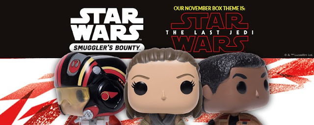 Smuggler's Bounty Star Wars The Last jedi Banner