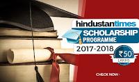 Hindustan Times (HT) Scholarship Programme