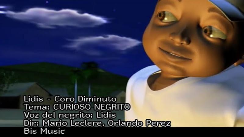 Lidis Lamorú - ¨Curioso negrito¨ - Videoclip - Dirección: Mario Leclere - Orlando Pérez. Portal Del Vídeo Clip Cubano - 10