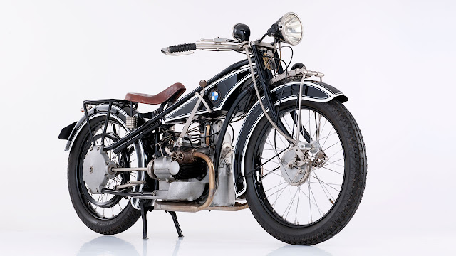 BMW R 32, 1923 front