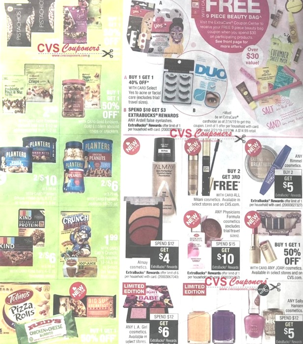 CVS Weekly Ad Preview 721-727 - Page-4