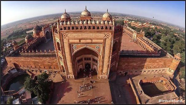 Buland-Darwaja-Fatehpur-sikri-Agra