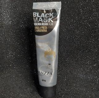 resenha mascara removedora de cravos black mask  fenzza dicas da tia