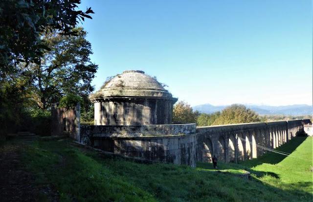 Tempietto di Guamo a San Quirico