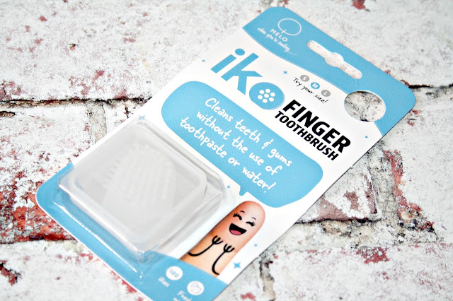 Melo Labs Iko Finger Toothbrush