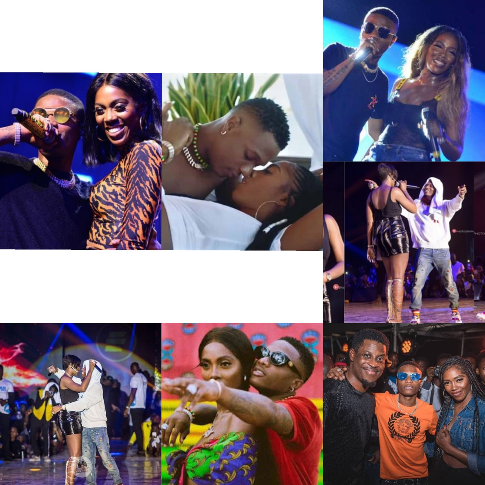[Gist] Could you ever believe if you were told wizkid has never ever F*cked Tiwa savage? #Arewapublisize