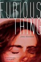 Furious Thing by Jenny Downham book cover and review