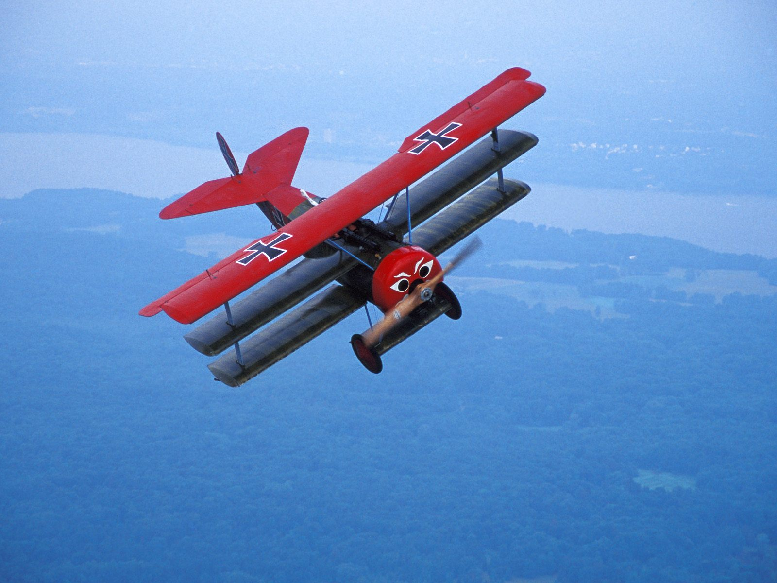 Best Hit Wallpaper Area Old Rhinebeck Fokker Aircraft