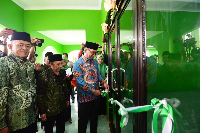 Gubernur Jabar Resmikan Kantor PCNU Kabupaten Cianjur
