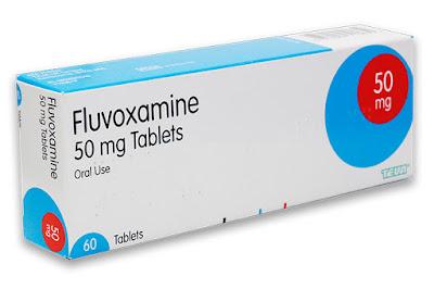 Fluvoxamine and COVID-19