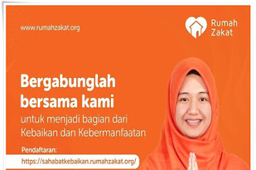 Lowongan Kerja Bandung Volunteer Rumah Zakat