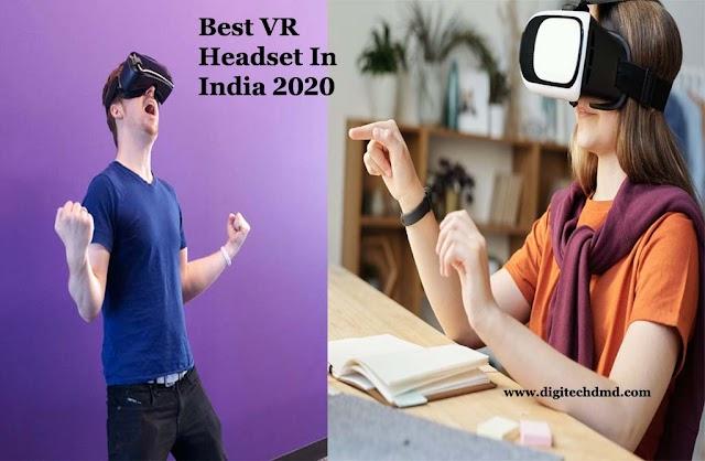 Top 5 Best VR Headset Under 2000 In India 2020