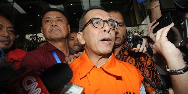 Terlibat Korupsi, Hakim Tipikor Vonis Eks Dirut Garuda Emirsyah Satar Divoni 8 Tahun Penjara