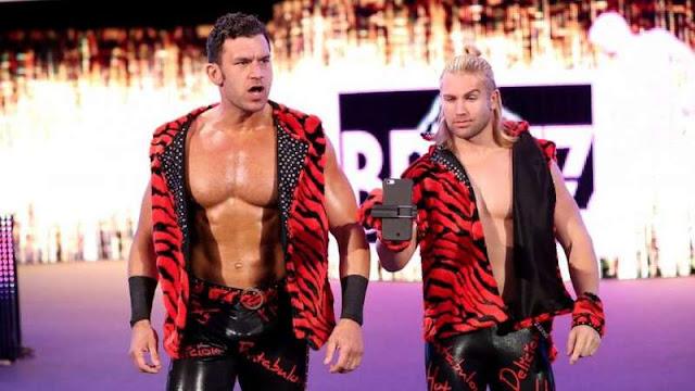 Tyler Breeze e Fandango são os novos desafiantes ao NXT Tag Team Championship