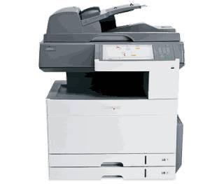 Image Lexmark X925de Printer Driver