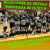Las Selecciones Preminibasket de Sevilla avanzan en su preparación de cara la Fiesta del Premini