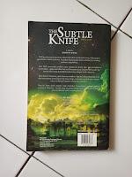 Cover Belakang The Subtle Knife