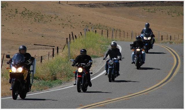 Tips Melakukan Grup Riding