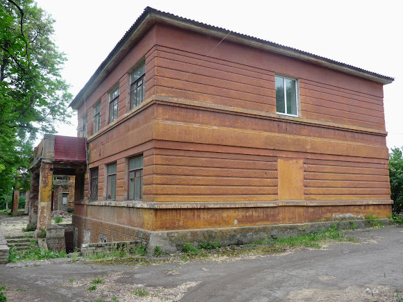 Костянтинівка. Гуртожиток заводу «УкрЦинк»