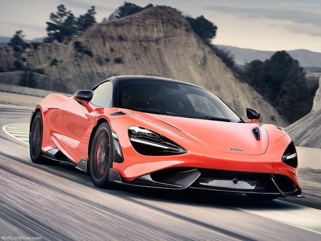 2021 McLaren 765LT full review