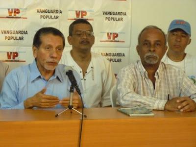Vanguardia Popular exige a Maduro su renuncia inmediata y propone un gobierno de Unidad Nacional