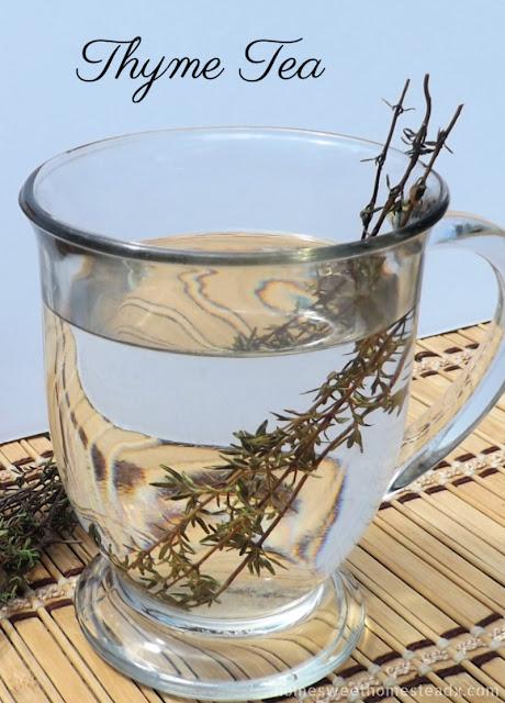 Thyme Tea: Home Sweet Homestead #OurFamilyTable