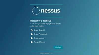 Nessus Set-UP