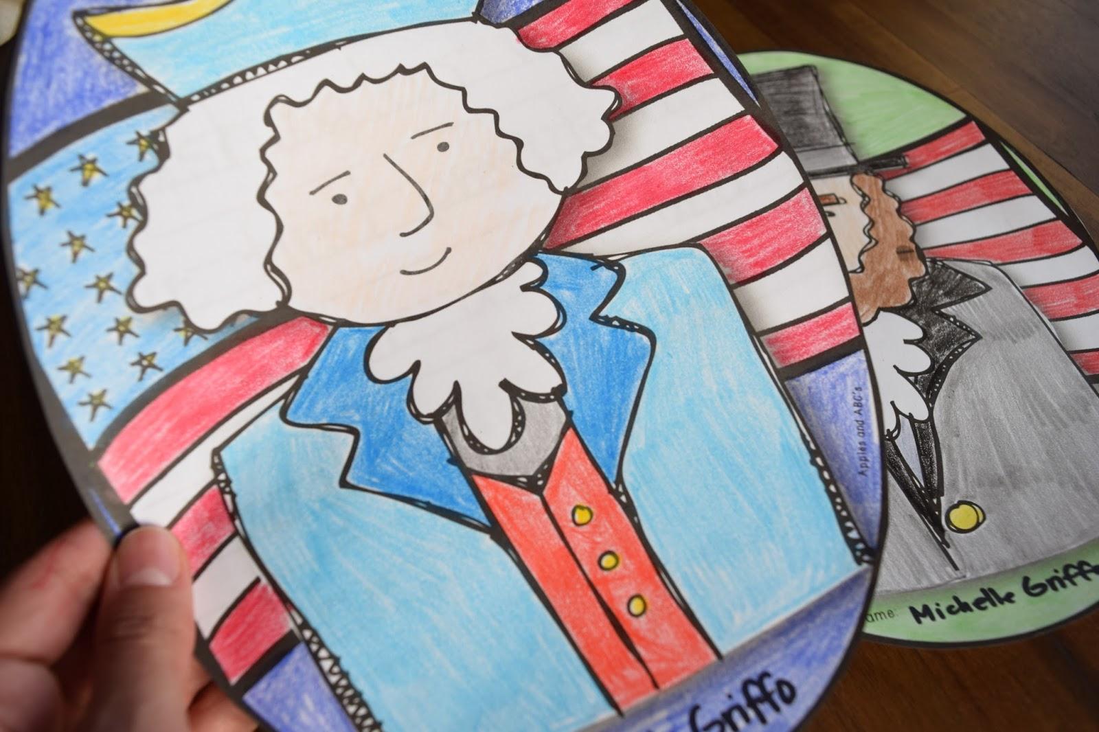Presidents Day Craftivity