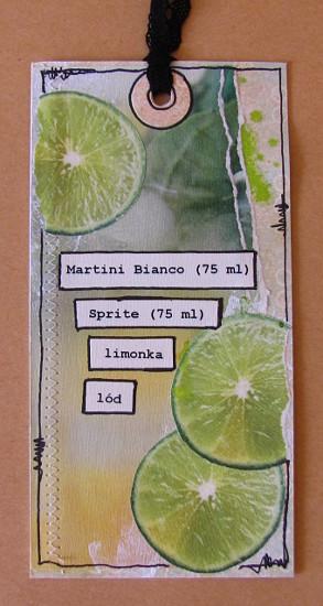 #054 Martini Bianco