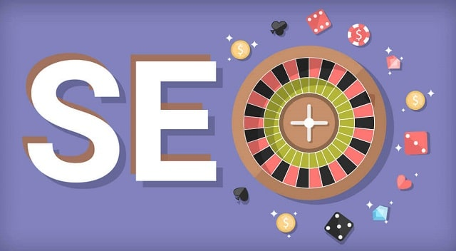 online casino seo gambling websites search engine optimization strategy slots sites