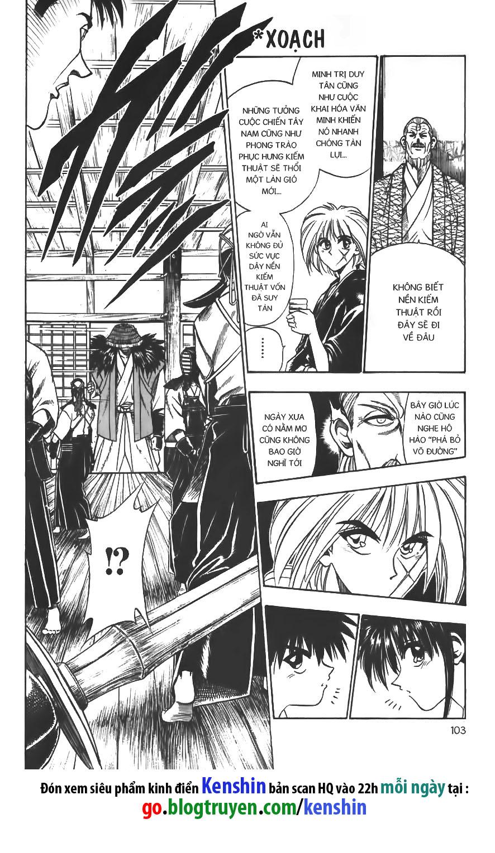 Rurouni Kenshin chap 34 trang 17