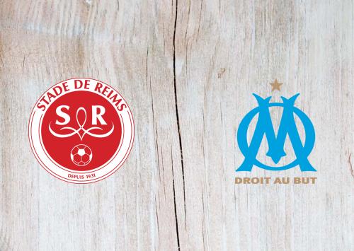 Reims vs Olympique Marseille -Highlights 23 April 2021