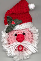 http://translate.google.es/translate?hl=es&sl=en&tl=es&u=http%3A%2F%2Fallcraftsblogs.com%2Fchristmas_crochet%2Fsanta_ornament%2Fsanta_ornament.html