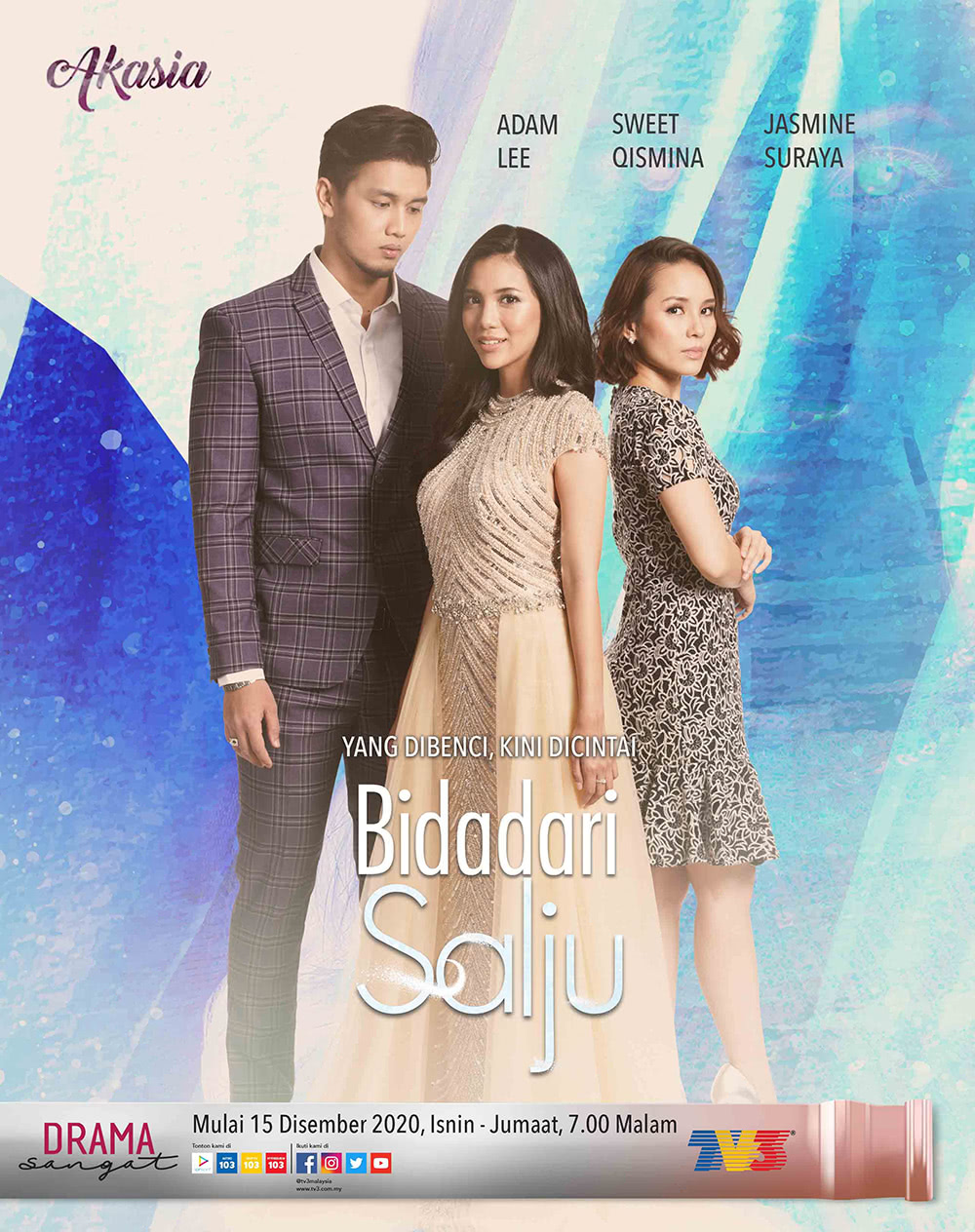 Review Drama Bidadari Salju
