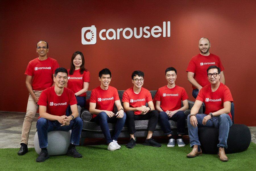 Carousell Regional Group Team 2019
