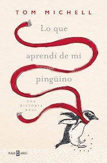 Lo que aprendí de mi pingüino, Tom Michell
