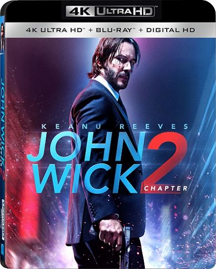 John Wick: Chapter 2 4K (John Wick 2: Un Nuevo Día para Matar 4K) (2017) 2160p 4K UltraHD HDR BluRay REMUX 76GB mkv Dual Audio Dolby TrueHD ATMOS 7.1 ch