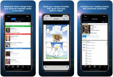 Aplikasi Baca Manga iOS Terbaik - 1
