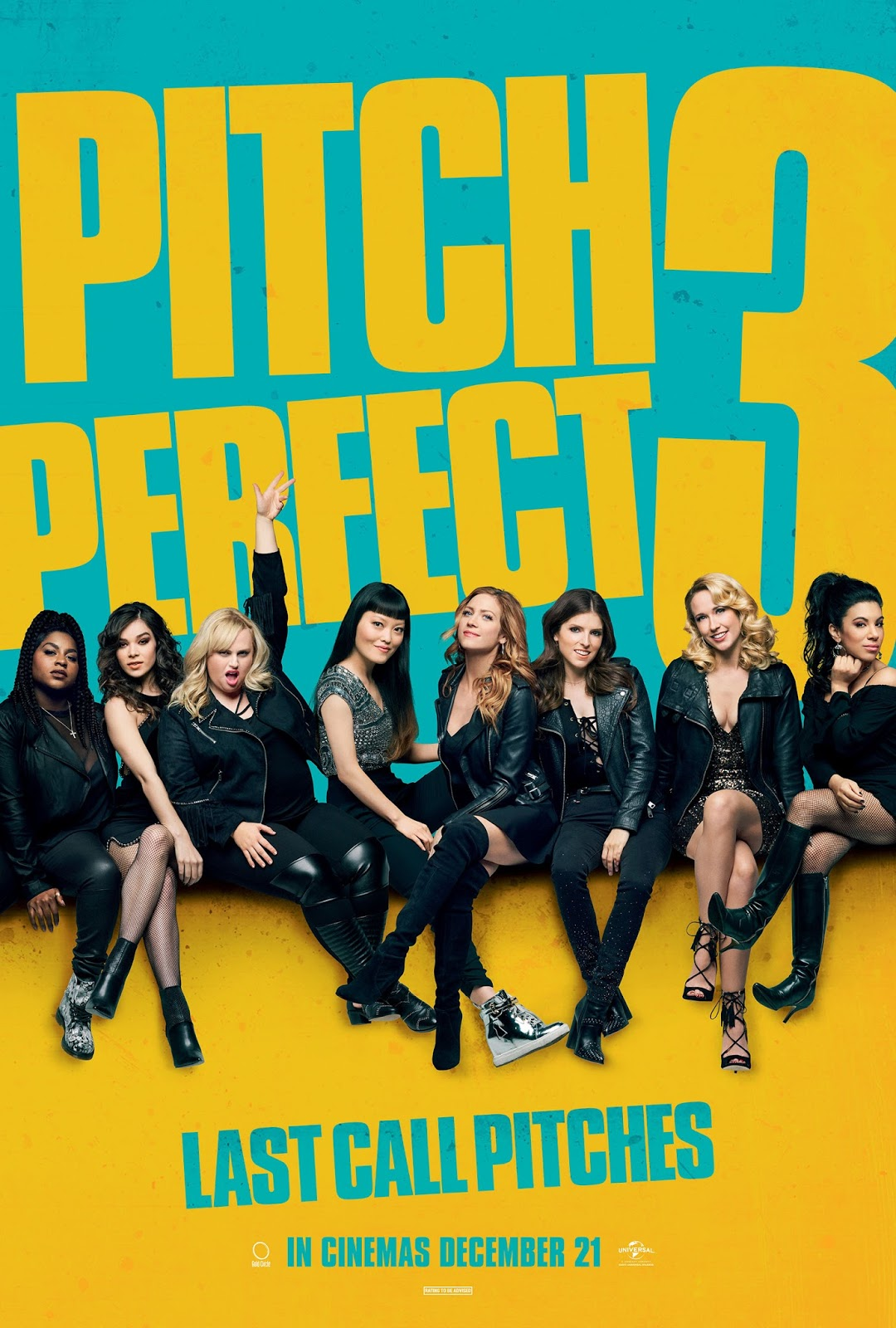 Pitch Perfect 3 - Movie Review