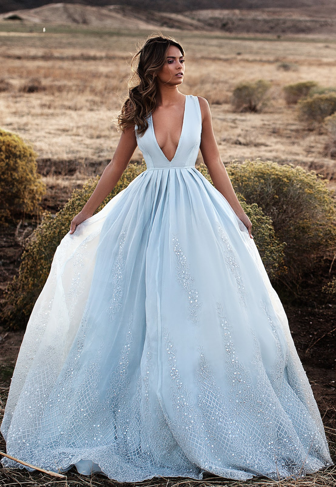 I am a Woman in Love: These Beautiful Wedding Dresses Will Leave You ...